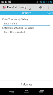 EasySal Salary Calculator - screenshot thumbnail