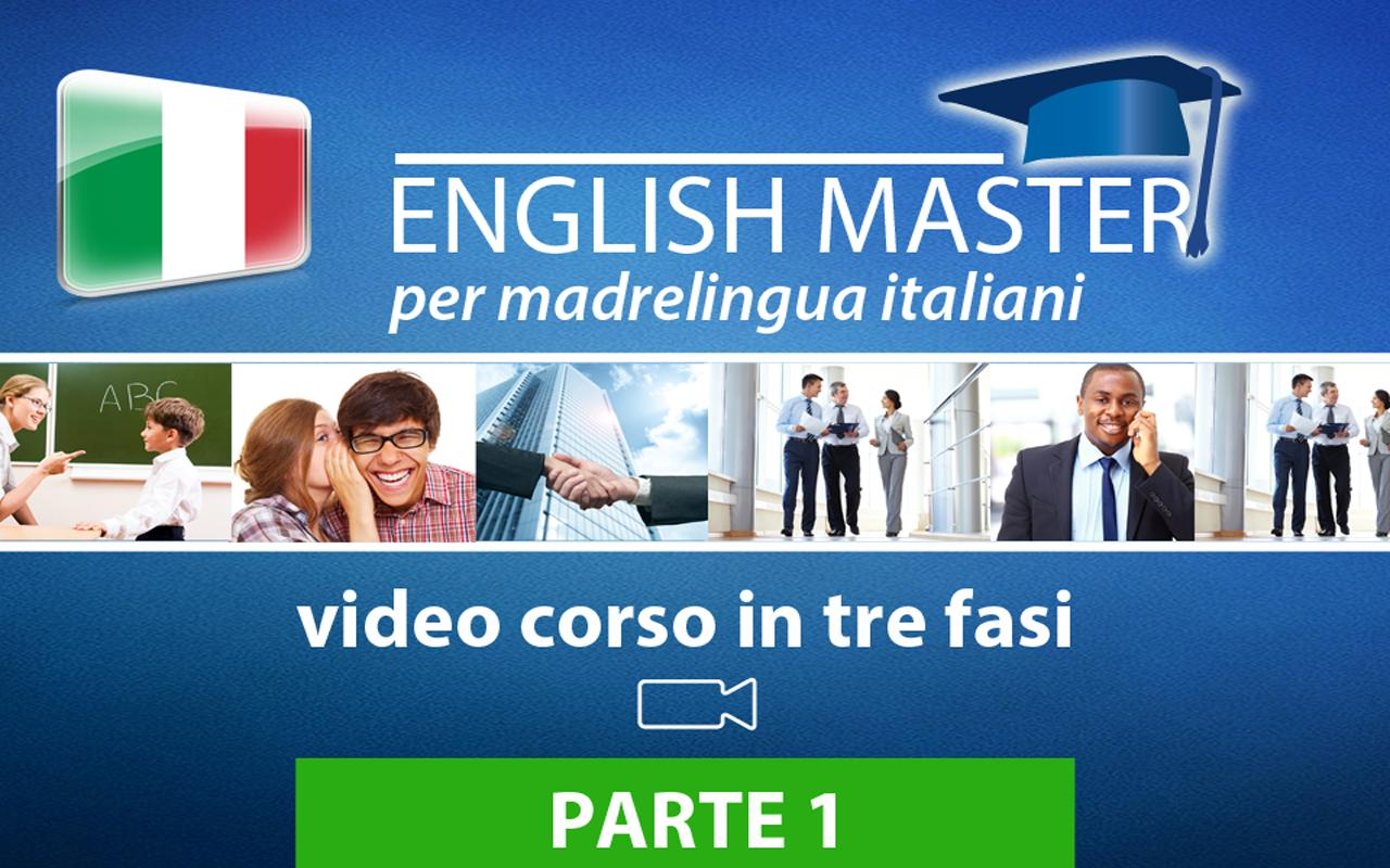 ENGLISH MASTER PART 1 (35001d)- screenshot