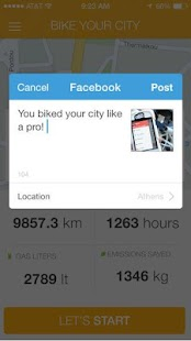 BIKE YOUR CITY- screenshot thumbnail