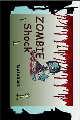 Zombie Shock - screenshot