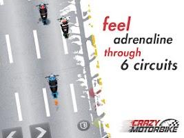 Screenshot of Crazy Motorbike Premium