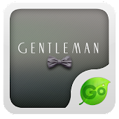GO Keyboard Gentleman theme