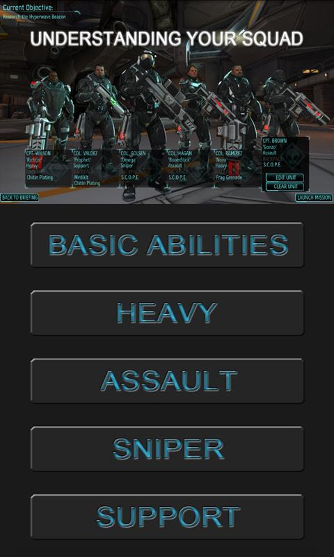 WGC Unofficial XCOM: EU Guide - screenshot
