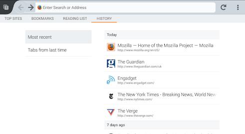 Firefox Beta — Web Browser Screenshot 24