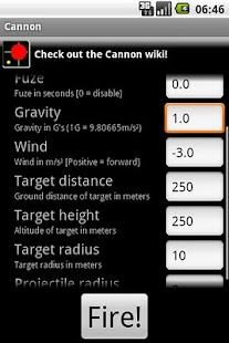 Cannon- screenshot thumbnail