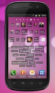 Imgy apps & contacts widgets - screenshot thumbnail