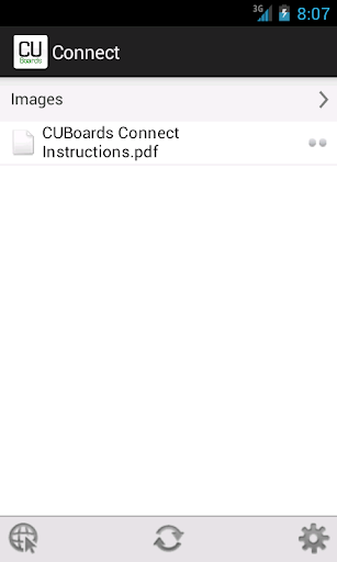CUBoards Connect