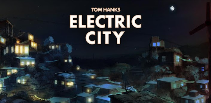 Tom Hanks RPG Mobile: Electric City
