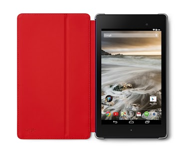 Nexus 7 (2013) Case - Gray/Red - screenshot thumbnail