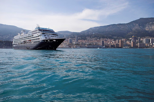 Azamara-Quest-Monte-Carlo-3 - Come for the turquoise waters and stay for the sights when the Azamara Quest docks in Monte Carlo.