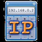 Network calculator icon