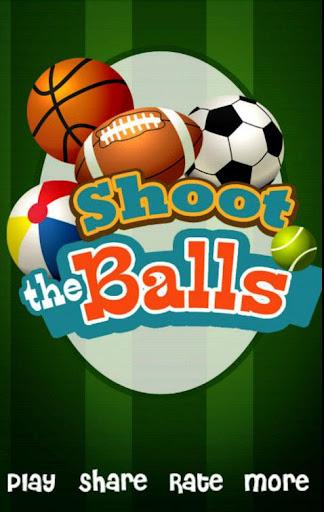 Shoot The Balls