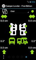 Screenshot of Camper Leveler - Free Edition