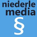 Niederle Staatsorga. recht logo