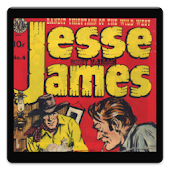 Jesse James Comic Book #4