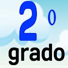 Matemáticas de 2 º grado icon