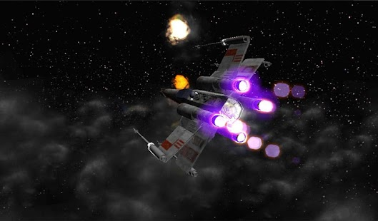 X-Wing Flight- screenshot thumbnail