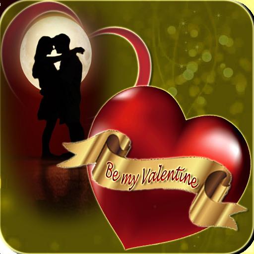 Valentine Stickers LOGO-APP點子