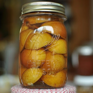 Pickled Seckel Pears.