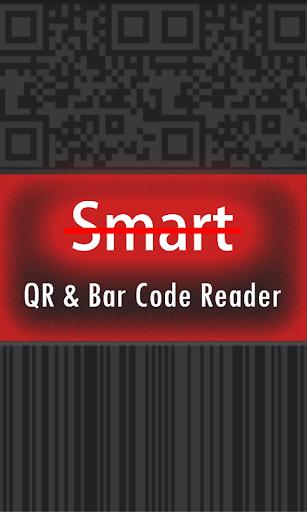 Smart QR Bar Code Reader