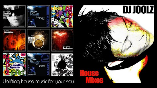 DJ Joolz - House Mixes- screenshot thumbnail