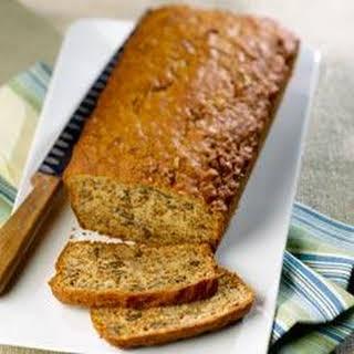 All-Bran Banana Walnut Bread.