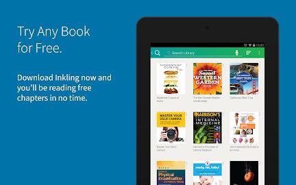 Inkling eBooks Screenshot 12