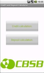 Loan and Deposit calculator