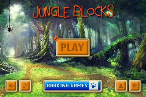 Jungle Blocks- screenshot