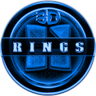 Next Launcher 3D RingsB Theme icon