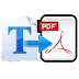 Text to PDF Converter-Offline