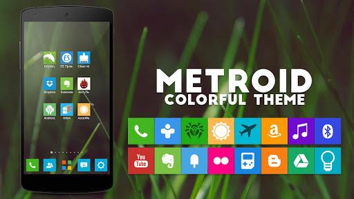 免費下載個人化APP|Metroid - Solo Theme app開箱文|APP開箱王