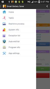Smart Battery Saver - screenshot thumbnail