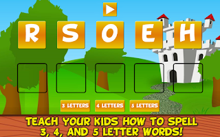 Screenshot of Preschool and Kindergarten