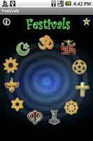 Screenshot of World Festivals 2014