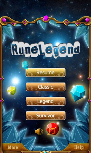 Jewels World : Rune Legend