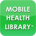 Mobile Health Library icon