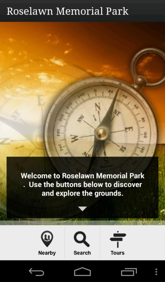 Roselawn Memorial Park- screenshot