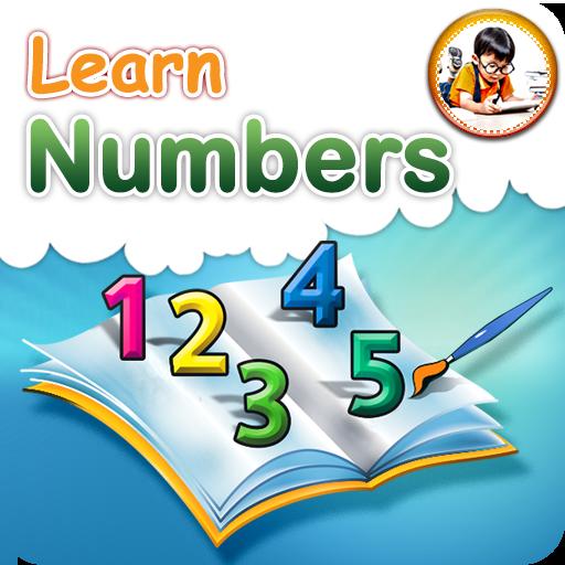 Learn Numbers LOGO-APP點子