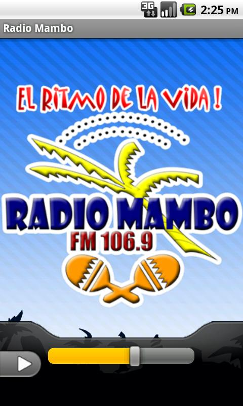 Radio Mambo - screenshot
