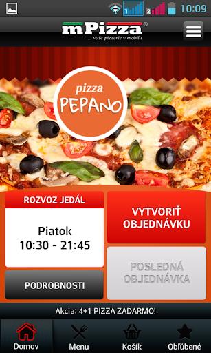 Pizza Pepano