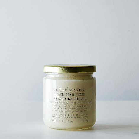 White Seashore Whipped Honey