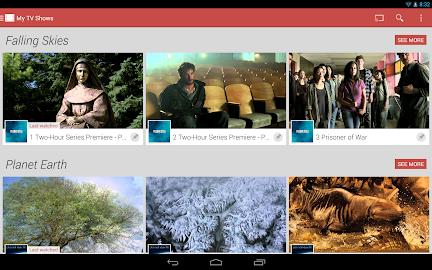 Google Play Movies & TV Screenshot 17