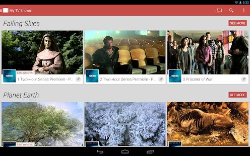 Google Play Movies & TV Screenshot 17