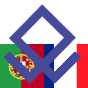 Portuguese French Dictionary icon