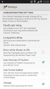 Xposed Torch: Physical Buttons v1.8.0