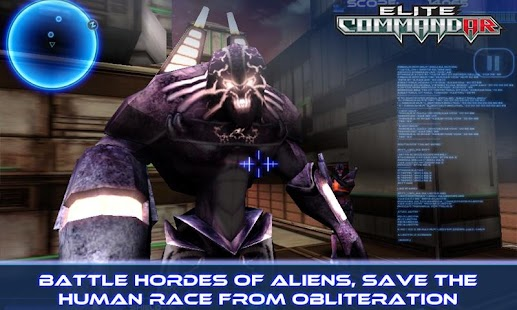 Elite CommandAR: Last Hope - screenshot thumbnail