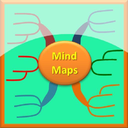 People Skills - 4 MindMaps LOGO-APP點子
