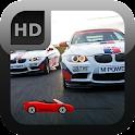 Grand Racing Lockscreen Free icon