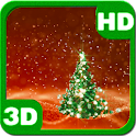 Christmas Snowfield Scenery 3D icon